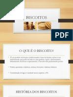Biscoitos Chocolates e Afins Na Industria