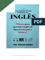 Guia Pratico Para Estudos de Ingles