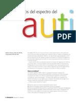 2014 Los Trastornos Del Espectro Del Autismo