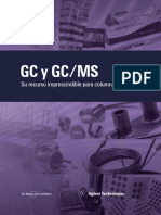 Columnas y Consumibles GC and GC MS 5991 1058ES