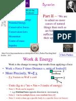 Dynamics Energy Momentum (1)