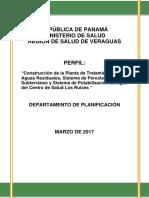 26566_2017_9577_perfil Centro de Salud Los Ruices 2017