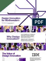 Design Innovation for Northwestern
