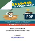 Janet Gerber - English Idioms Explained - 2015.pdf