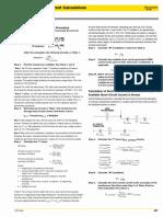 Short Circut Current Calculations.pdf