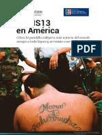 La MS13 en America Cómo La Pandilla Callejera Más Notoria Del Mundo Escapa a Toda Lógica y Se Resiste a Ser Destruida InSight Crime CLALS