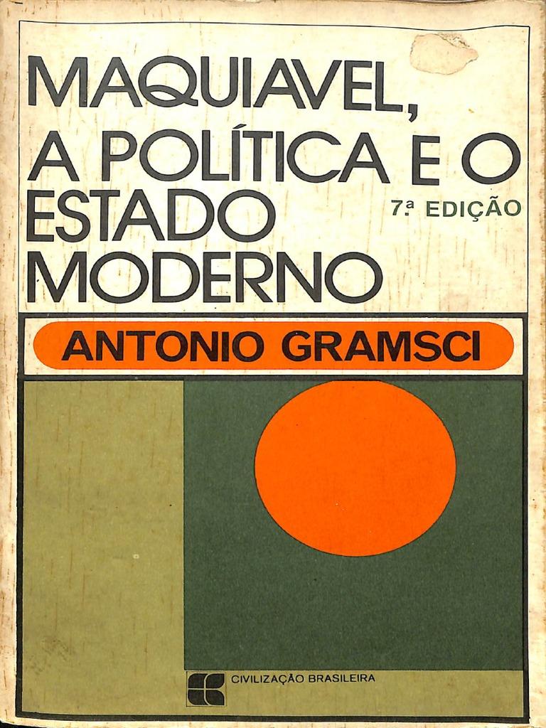4877e3685 Maquiavel,: A Política E O