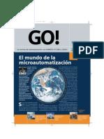 Revista GO! Siemens