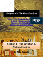 Chapter 4 - The First Empires