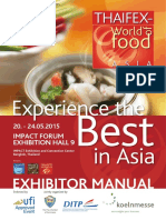 Exhibitor-Manual 2TH THAIFEX