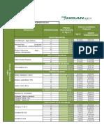 Listas de Precios Foliares y Solubles 16 Feb 2018 (1)