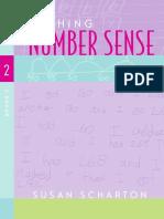 Teaching Number Sense, Gr 2