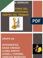 Gestión de Derecho Laboral Grupo 2 3ro 2018