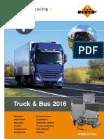 NRF Catalogue Truck Bus 2016