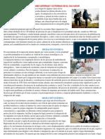 Migración Interna y Externa de El Salvador, La Importancia Social y Economia de La Remesas