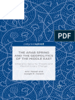 The Arab Spring and the Geopolitics of the Middle East