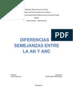 Diferencias Entre an y Anc.