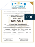 Diploma Editado 2016