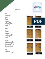 Chart-Tus Manos Me Alcanzaron.pdf