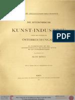 Spatromische Kunstindustrie1901 Ocr