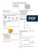 D1-Identificar Figuras Semelhantes Mediante o Reconhecimento de Relações de Proporcionalidade.