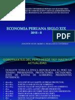 Clase 10- Economia Peruana Siglo Xix