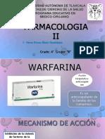 warfarina