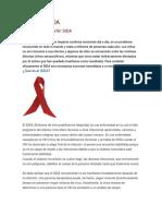Niños y el SIDA