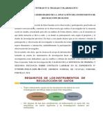 ACTIVIDAD N°8- FORTALEZAS Y DEBILIDADES
