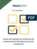 Escala de avaliação de transtornos de comportamento disruptivos para pais e professores.pdf