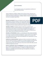 Articulo Propiedades Del Cloruro de Magnesio