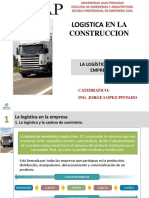 1_La Logistica en La Empresa