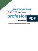 comunicacinescritaparatuvidaprofesional-121008194103-phpapp02