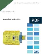 WEG CPSW Manual Do Usuario R1 Pt