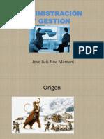 Administración y Gestion Para El Examen (1) (1)