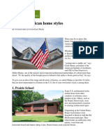 Top American Home Styles