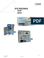 Catalogo Piscinas Seko 2015