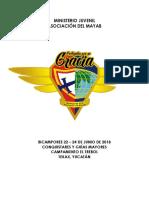 Programa de Camporeee UMS 2018