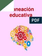 Planeacion Educativa