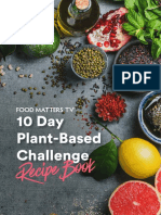 10 Day Plant Based Challenge Recipe eBook