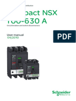 Lv434101 NSX User Manual
