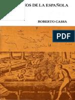 Los Tainos de La Espanola Roberto Cassa