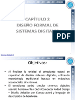 Diseño Formal Sistemas Digitales