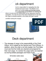 Deck department.ppt