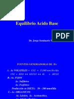 Equilibro Acido Base