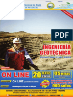 Brochure Diplomado Ing. Geotecnica(on LINE)