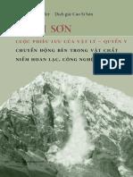 Hanh Son - Motion Inside Matter - Motion Mountain in Vietnamese