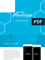 ClearbridgeMobile MVP Template