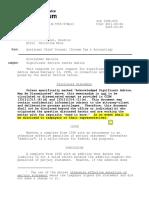 1998-053 CC MEMO 1040 Declares Liability