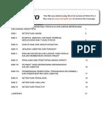 Jabatan Fungsional penyuluh KB dan angka kredit per tahun 2004